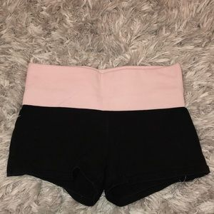 PINK Victoria's Secret Yoga Shorts